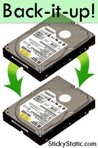 Should you clone or image your hard drive and what is the difference? Here's how to clone your hdd with imaging software. Best way to backup or duplicate your computer. Computer Hard Drive, Computer Class, Computer Technology, Diy Pc, Computer Network, Evernote, Tech Toys, Hdd, Nintendo Consoles