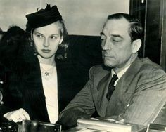 May 1940 Buster and Eleanor Keaton marriage license