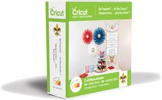 Provo Craft Cricut Shape Cartridge Be Prepared for Boy Scouts for sale online