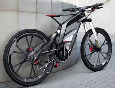 Audi e Bike [Five futuristic bikes that could be on a road or trail near you soon]