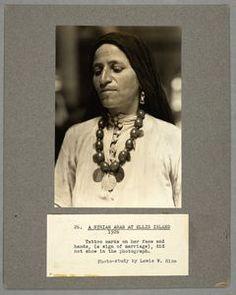 A Syrian Arab at Ellis Island, 1926