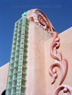 26: Art Deco Architectural detail