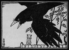 Bird Watching and American Folklore and Magic --New World Witchery