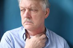 Lung Cancer: How To Spot The Symptoms: 12. Swelling in the neck (caused by enlarged lymph nodes)