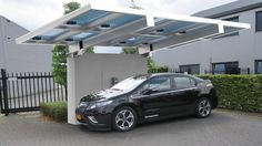 sun4ever.info - Carports met zonnepanelen