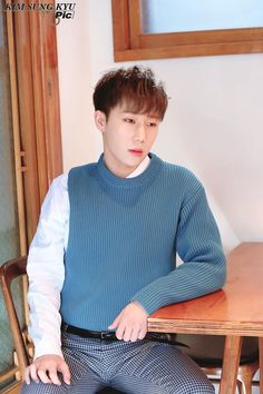 180227 Kim Sunggyu Naver update  10 Stories - Behind the scenes jacket photoshoot #김성규 #True_Love #10_Stories #Kim_Sung_Kyu
