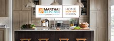 Watch Martha Stewart's Home How-To Series Videos. Get more step-by-step instructions and how to's from Martha Stewart.