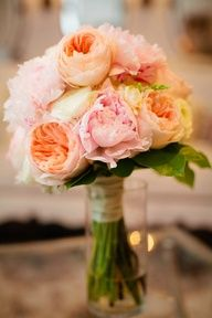 Weddings | Flower Power - Lush spring bouquet - photo by - greggwillettphotography.com - #weddings #flowers #bridal #bouquets