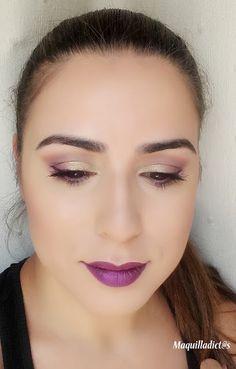 Maquilladict@s: Look Reflections #maquillaje #makeup #tutorial #duocromo #eyes