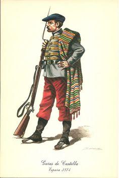 MINIATURAS MILITARES POR ALFONS CÀNOVAS Napoleonic Wars, Military History, Victorian Era, 19th Century, Knight, Historical Illustrations, Battle, Spanish, Empire