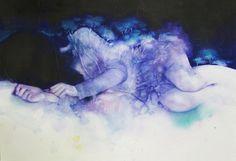 Emotional Transparent Watercolor Paintings by Yukino Fukumoto