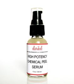Glycolic & TCA Peel Serum | Shed Signs of Aging & Discoloration