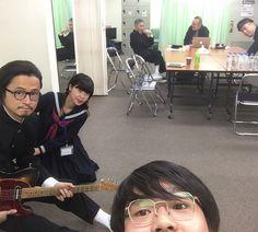 """9,874 次赞、 83 条评论 - ハマ・オカモト (@hama_okamoto) 在 Instagram 发布:""""学生"""""""