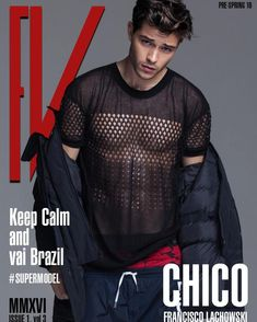 SEE FRANCISCO LACHOWSKI'S 2nd COVER for FV MAGAZINE