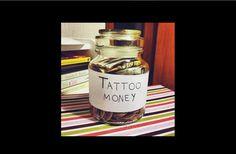 Money=tattoo