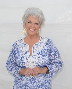 Are Your Hair and Makeup Aging You?: Paula Deen a Decade Later: February 2015