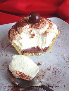 architettando in cucina: Tartellette ai pistacchi con ganache al fondente e Namelaka al cioccolato bianco