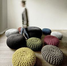 WOOL SOLUTIONS to renew spaces (DIY)