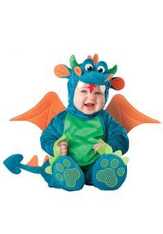 OMG so cute!! I want purple dragon costume!