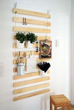 inspiracje w moim mieszkaniu: Akcesoria kuchenne, jak je wyeksponować i utrzymać w nich porządek
