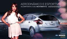 Ford Monza - Identifique-se.