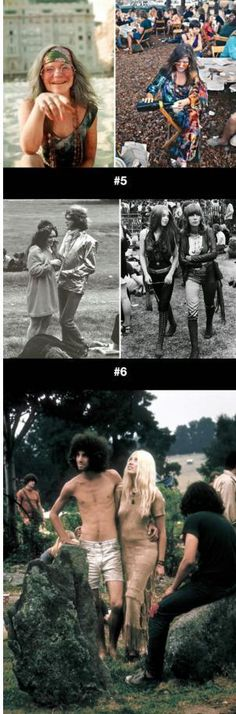 Girls from Woodstock, 1969. We Have to Go Back - Likes