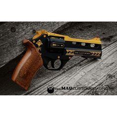 Chiappa Rhino custom revolver