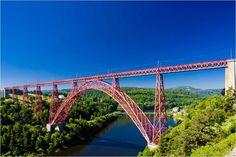 Garabit Viaduct, Cantal