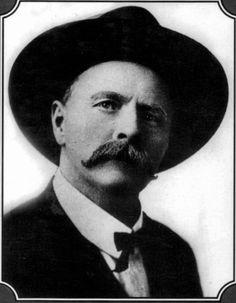 """James """"Bud"""" Ledbetter, deputy U.S. marshal"""