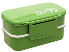 New It's Lunch Time Double layer Bento Lunch Box Food Container Large meal box tableware Microwave Dinnerware Set Lunch Box Recipes, Bento Box Lunch, Food Containers, Japan Fashion, Lunch Time, Microwave, Meals, Tableware