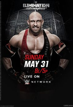 WWE Elimination Chamber // Sunday,May 31st, American Bank Center (Corpus Christi,Texas) (2015)