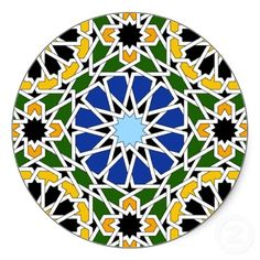 Get your hands on Zazzle's Geometric Pattern ceramic tiles. Search through our wonderful designs & find great tiles to decorate your home! Painted Ceramic Plates, Ceramic Painting, Islamic Art Pattern, Pattern Art, Ramadan Photos, Motifs Islamiques, Geometric Drawing, Bohemian Pattern, Islamic Art Calligraphy
