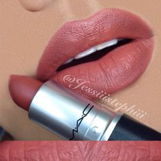 "Mac ""mocha"" love the colour"
