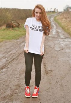 Pale Skin For The Win Unisex T-Shirt – Care – Skin care , beauty ideas and skin care tips Long Red Hair, Dark Hair, Brown Hair, Pale People, Chelsea Houska Hair, Cool Hairstyles, Men's Hairstyle, Formal Hairstyles, Wedding Hairstyles