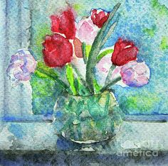 Sparkling Spring by Jasna Dragun