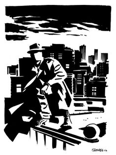 THE QUESTION by ~ChrisSamnee on deviantART