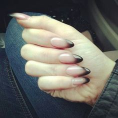#nails #black