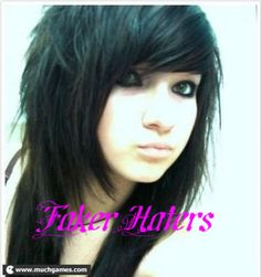 Emo Hairstyle pic(:   . . . . . WEBSITE IS SPAM!!!!!!