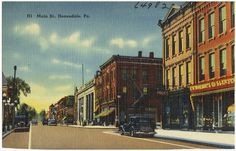 Main St., Honesdale, Pa. | Flickr - Photo Sharing!