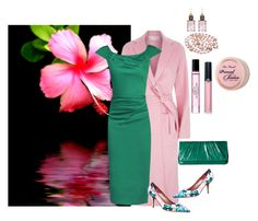"""""""Spring Floral Pumps"""" by izimaher ❤ liked on Polyvore featuring Robert Rodriguez, Jolie Moi, Chanel, HOBO, Byredo, Too Faced Cosmetics and Armani Beauty"""