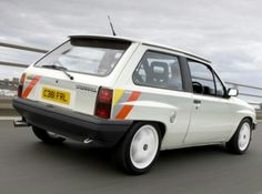 Vauxhall Nova Sport (RARE!)