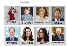 English Games, English Class, Great Britain, Brother, Sisters, School, Royal Families, English Royal Family, Family Games