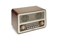RADIO AMPLIFICADOR RETRO 220V