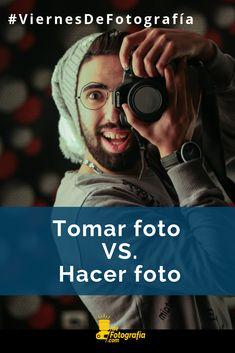 Para ser un verdadero fotógrafo debes conocer la diferencia entre estos dos términos que a menudo suelen confundirse. Fotografia, Getting To Know, Photos