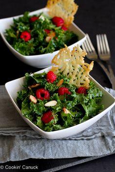 Kale Salad with Rasp