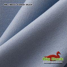 """#8/60"""""""" Cotton Canvas Duck - Light Blue"""