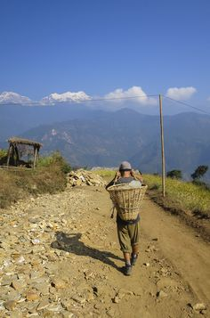 Volunteering in Nepal. Click pin through to post for more info.