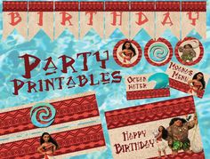 We recently celebrated my daughter's birthday with a Moana themed luau. Check out these fun Moana Birthday Party Ideas. This post contains affiliate links. Themed Food Food is a crucial …