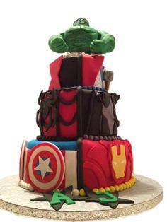 Avengers Cake Decorations | ... Smash Thor Cake Decorating Community Cakes We Bake Cake on Pinterest
