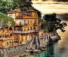 Resort Domina Home Piccolo, Ligurische Riviera,  Portofino, Italië